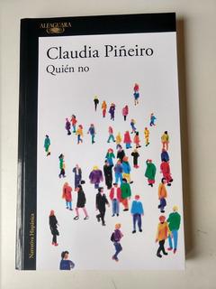 Quien No Claudia Piñeiro
