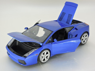 Miniatura Lamborghini Gallardo Burago 1/18