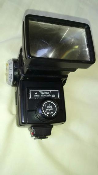 Flash Vivitar 285 Zoom
