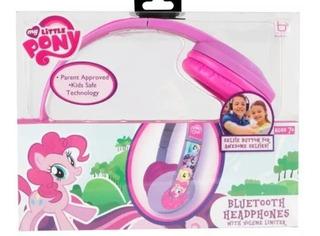 Fone De Ouvido Sem Fio Sakar Little Pony Com Bluetooth