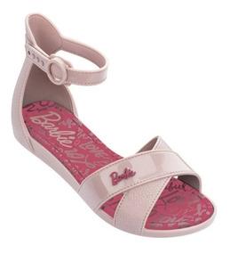 Sandalia Barbie Confeitaria Infantil Menina Lançamento