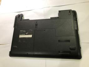 Carcaça Base Inferior Notebook Samsung Np270 E5e Cod.605