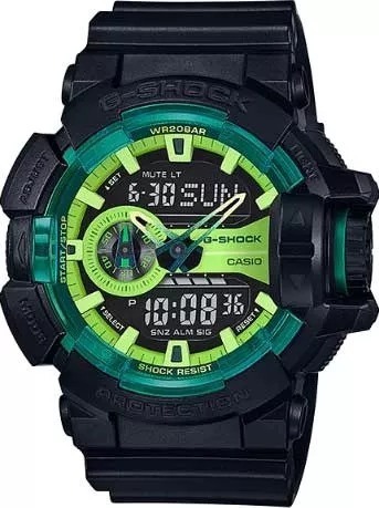 Relógio Casio G-shock Ga-400ly-1adr 9605 Original