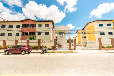 Apartamento 3 Quartos Na Maraponga, Suíte, Lazer Completo