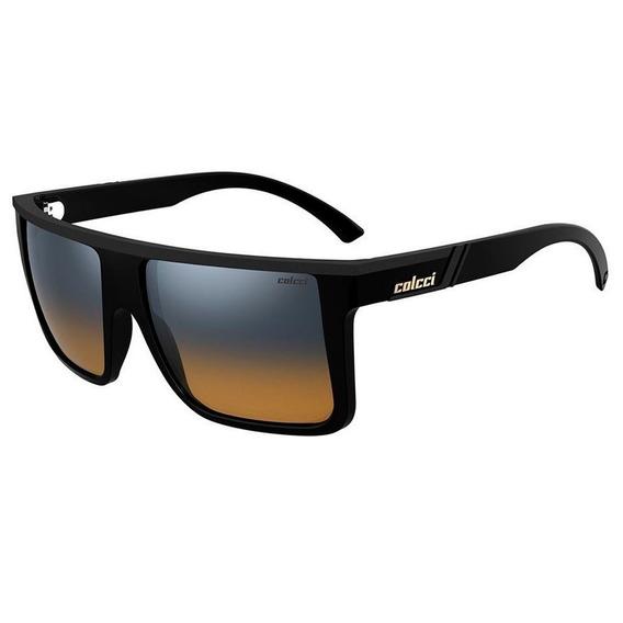 Oculos Sol Colcci Garnet 0501200123 Preto Lente Laranja