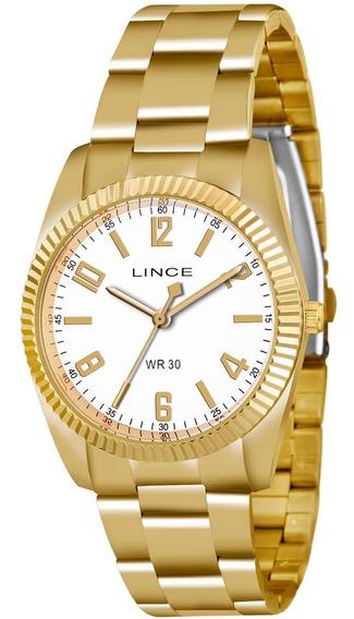 Relógio Lince Feminino Lrgl009s Kt14b2kx