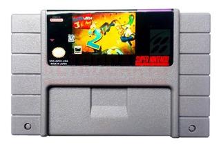 Earthworm Jim 2 Super Nintendo