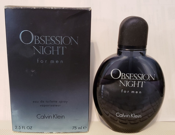 Perfume Obsession Night For Men Calvin Klein