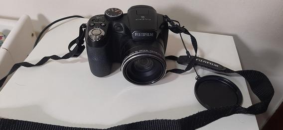 Câmera Fotográfica Semi Profissional Fujifilm Finepix S