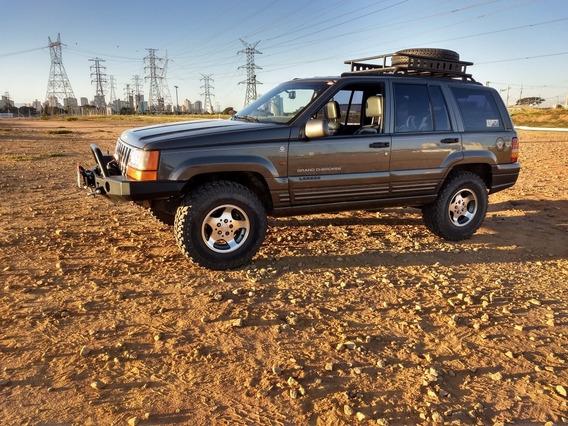 Jeep Grand Cherokee 4.0 Automática