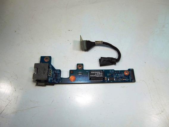 Placa Filha Rede Gateway Ms2303 Series (cx13)