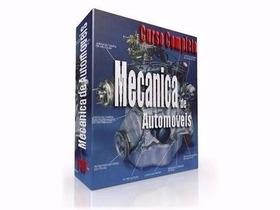Curso Mecânica E Injeção Eletrônica De Carros 36 Dvds A21