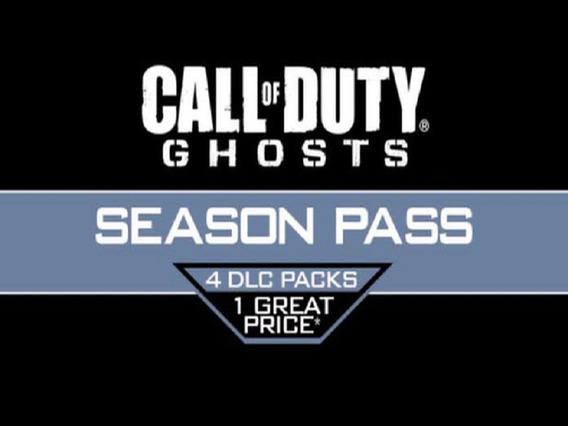 Season Pass - Cod Ghosts - Ps3 Artgames Digitais