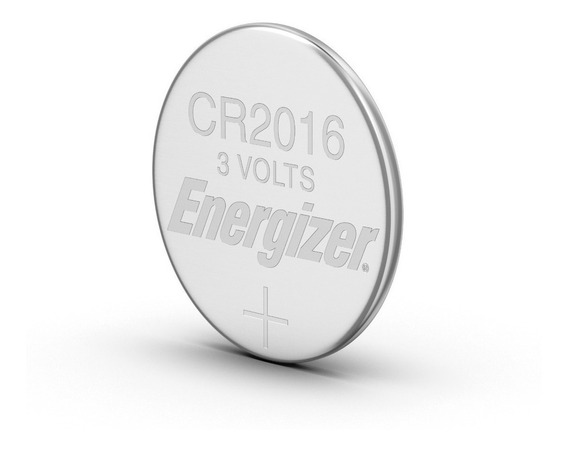 Pila Energizer Ecr2016 Original