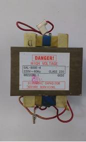 Transformador Trafo Microondas Consul 20l Gal-800e-4 220v