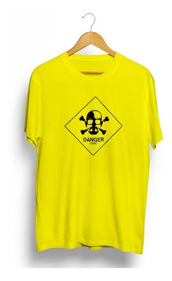 Camiseta Breaking Bad: Walter White, I