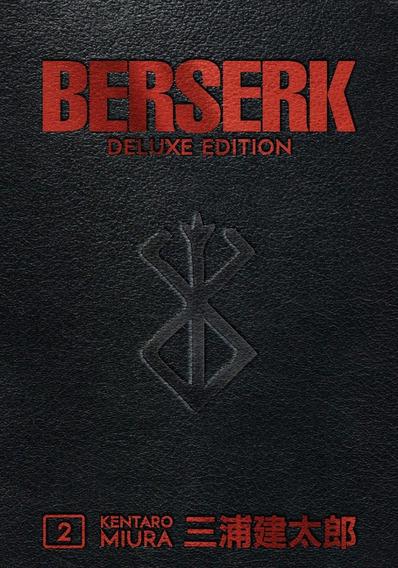 Livro - Berserk Deluxe Volume 2 (capa Dura)