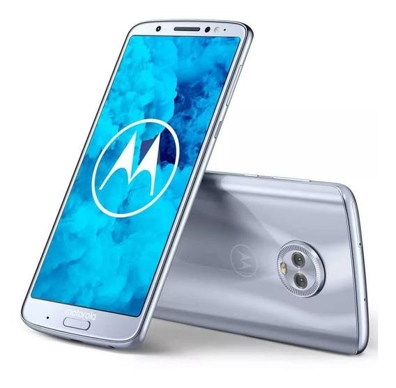 Motorola Moto G6 Plus Libre 64gb 4gb Android 8 Local Flex