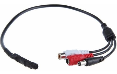 Microfono Amplificado Con Alimentacion Pasante Mic1