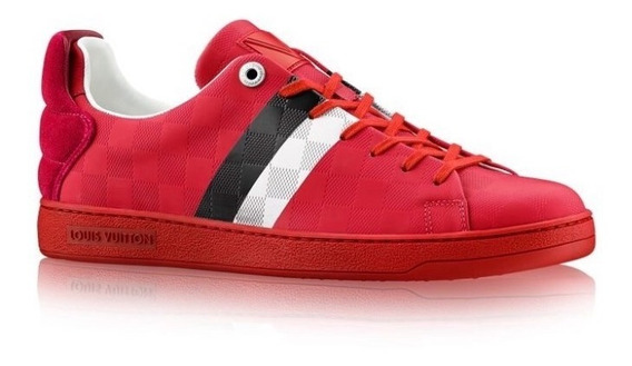 Zapatos Tenis Bota Louis Vuitton Gucci Sneaker