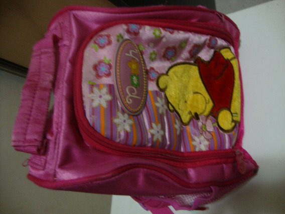 Morral De Pooh Para Colegio