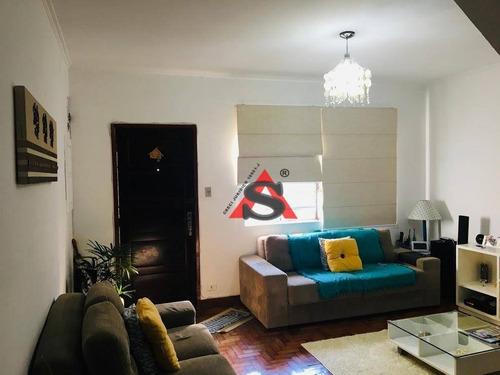 Sobrado Com 2 Dormitórios À Venda, 87 M² Por R$ 550.000,00 - Brooklin - São Paulo/sp - So4924