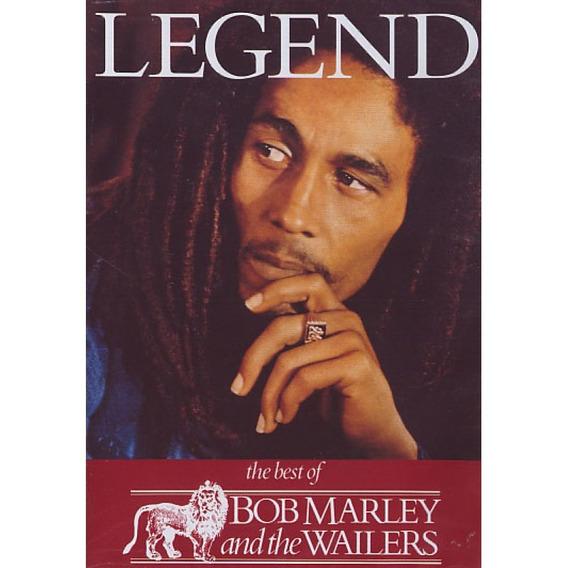Bob Marley And The Wailers - Legend