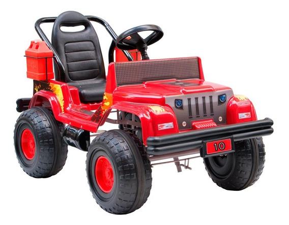 Karting Jeep Wrangler A Pedal Infantil - Súper (cod 644)