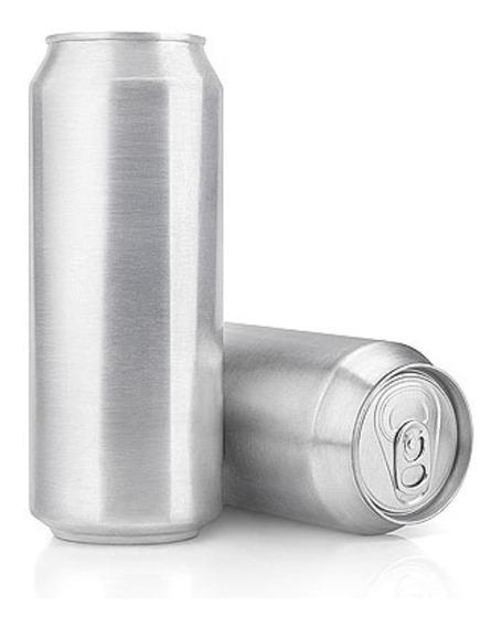 Latas Para Cerveza 473cc Con Tapa Por 120 Unidades