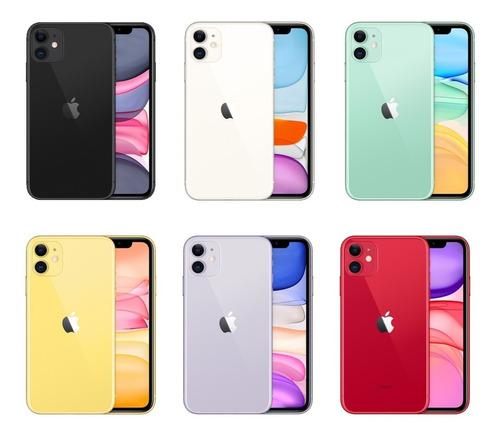 iPhone 11 128gb Morado Original Caja Sellada Gtia Apple