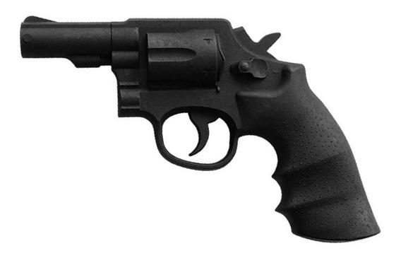 Revolver Rossi 32, Material Tpr Macizo, P/entrenamiento