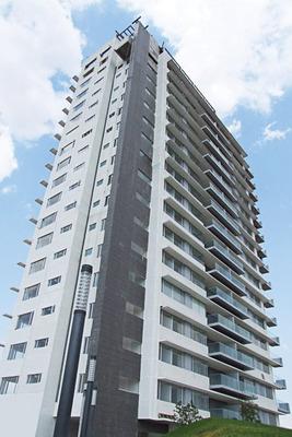 Lujoso Departamento En Renta En Torre Residencial Terzetto