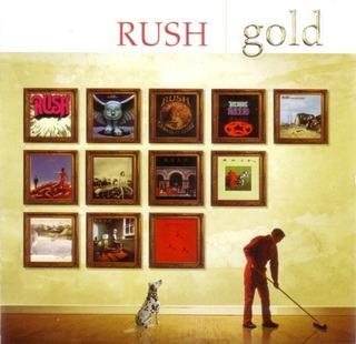 Cd Rush - Gold Nuevo Y Sellado Obivinilos