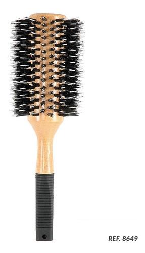 Cepillo Profesional Para Cabello Cerda Mixta 40mm Bloomer