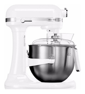 Batidora planetaria KitchenAid Heavy Duty KSM7591X white 220V - 240V