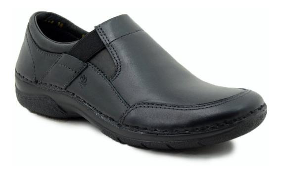 Zapatos De Cuero Lombardino Talles Únicos Varios Colores