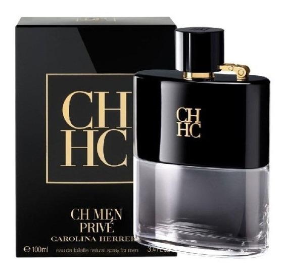 Perfume Carolina Herrera C.h. Men Prive 100ml