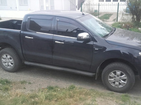 Nueva Ranger 2015 3.2 Xls 4x4 Color Negro Metalico