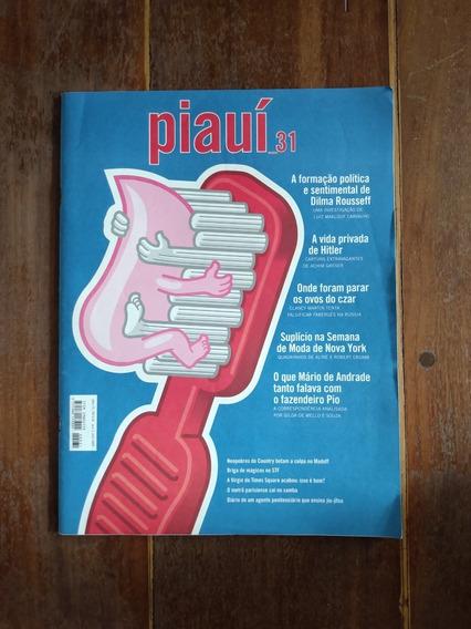 Revista Piauí - Edição 31 - Para Colecionadores