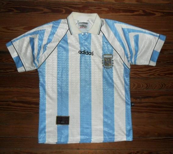 Camiseta Argentina 1996 Elimnatorias
