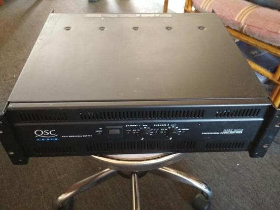 Amplificador Qsc 5050 5000watts