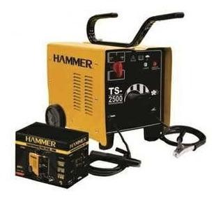 Máquina Solda Elétrica 250a Bivolt Hammer