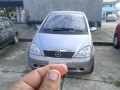 Mercedes Benz Classe A 1.9 Classic 5p 2001