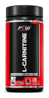 L-carnitine 120caps 1000mg Ftw Full