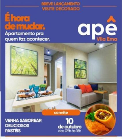 Apartamento 39mts, 2 Dormitórios Com Varanda Gourmet E Vaga