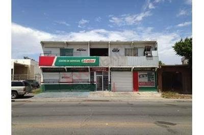 Se Vende Edificio Comercial En Blvd Anahuac Centro Civico