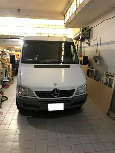 Mercedes-benz Sprinter 2.1 313 Furgon 3550 Te V2 (g32a6)
