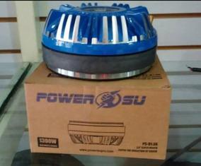 Driver 2 Pulgadas Power Su De Titanium 1300 Watts 8 Ohm