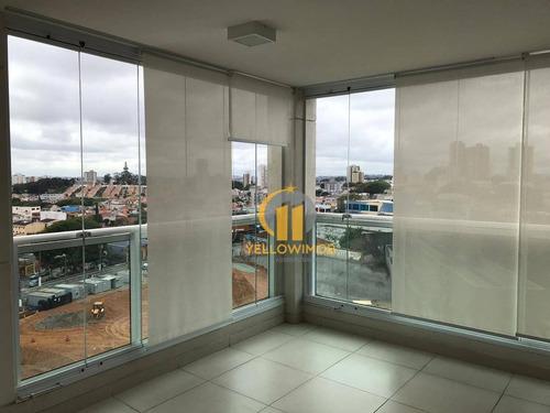 Apartamento À Venda, 109 M² Por R$ 1.035.000,00 - Vila Formosa - São Paulo/sp - Ap0138