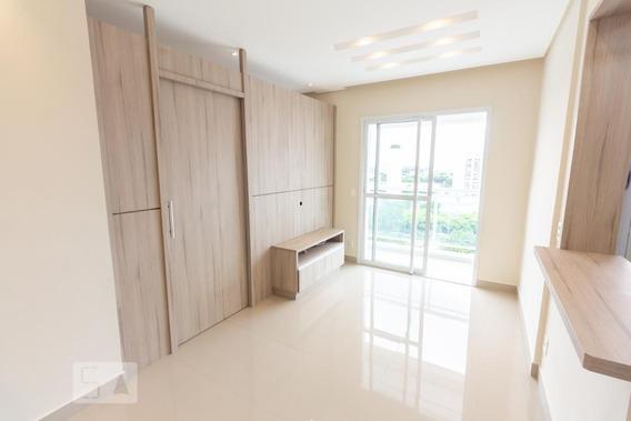 Apartamento No 17º Andar Com 1 Dormitório E 1 Garagem - Id: 892990444 - 290444